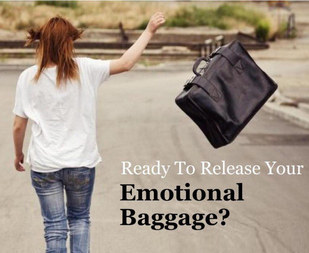 release emotional baggage